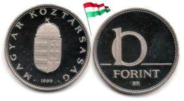Hongrie - 10 Forint 1999 (PROOF- 3,000 Ex.) - Hongrie