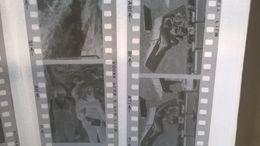 NÉGATIFS PHOTOS DUNKERQUE MER PLAGE  VOYAGE VACANCES À CROUS. HIVER BONHOMME DE NEIGE  5 POCHETTES - Matériel & Accessoires