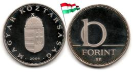 Hongrie - 10 Forint 2004 (PROOF- 7,000 Ex.) - Hungría