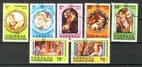 Grenada Grenadines 1976, Christmas - Noël - Weihnachten - Navidad (o), Used - Grenada (1974-...)