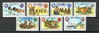 Grenada Grenadines 1977, Scouts - Jamboree - Scouting (o), Used - Grenada (1974-...)
