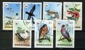 Grenada 1978, Birds - Vogel - Oiseau - WWF (o), Used - Grenada (1974-...)