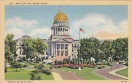 Idaho Boise State Capitol Curteich - Boise