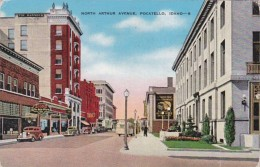 Idaho Pocatello North Arthur Avenue 1940 - Pocatello