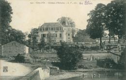 21 ECHALOT / Le Château / - France