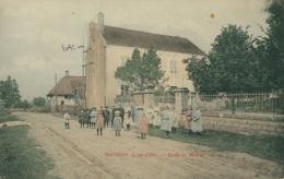 21 NOIRON SOUS GEVREY / Ecole Et Mairie / - France