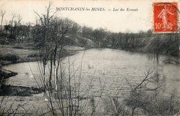 71. Montchanin Les Mines. Lac Des écrasés - France