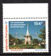 Polynésie  N°  455  Neuf  XX MNH  , Cote 4.00 Euros - Polynésie Française