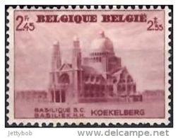 BELGIUM 1938 Building Exhibition 2f45 Mint - Belgium