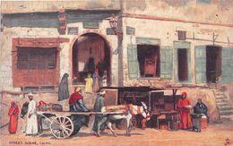 ¤¤  -  EGYPTE   -  CAIRO  -  LE CAIRE  -  Street Scène  -  Illustrateur    -  ¤¤ - Cairo