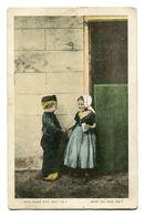 CPA - Carte Postale  - Pays-Bas - Enfants - 1931 (CP142) - Portretten