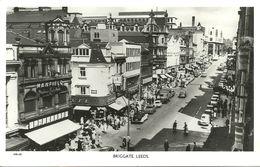 Regno Unito (Inghilterra, Yorkshire) Leeds, Briggate, Shopping Street - Leeds