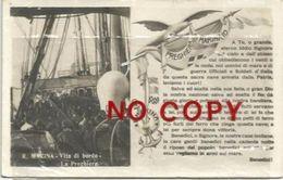 Regia Marina, Vita Di Bordo, La Preghiera Del Marinaio. Prima Guerra Mondiale. - Guerra