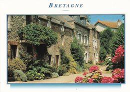 LE MINIHIC SUR RANCE  La Landriais: Anciennes Maisons De Pêcheurs - France