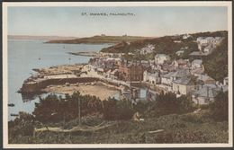 St Mawes, Falmouth, Cornwall, C.1930s - W H Smith Postcard - England