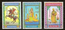 Algérie Algerije 1966 Yvertn° 434-436 *** MNH Cote 22 Euro - Algérie (1962-...)
