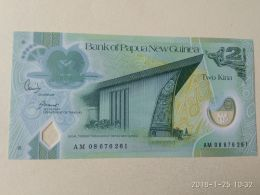 2 Kina 2008 - Papua Nuova Guinea