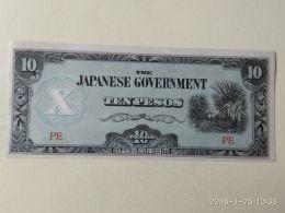 10 Pesos 1942 - Giappone
