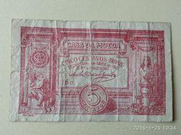 5 Centavos 1913 - Portogallo