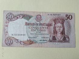 50 Escudos 1964 - Portugal