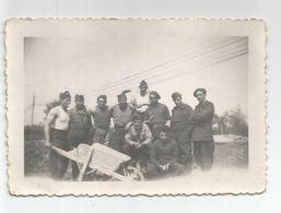 Photographie Du 12/05/1940  Soldats Français Photo 6,6x9,8 Cm Env - War, Military