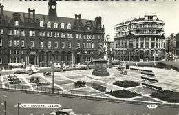 Regno Unito (Inghilterra, Yorkshire) Leeds, City Square - Leeds