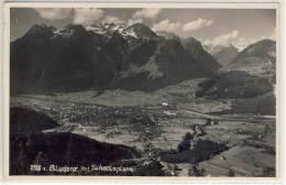 BLUDENZ PANORAMA LUFTBILD CA 1930ER - Bludenz
