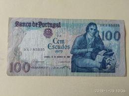 100 ESCUDOS 1985 - Portogallo