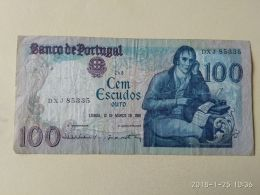 100 ESCUDOS 1985 - Portugal