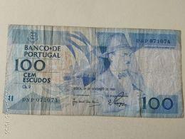 100 ESCUDOS 1988 - Portogallo