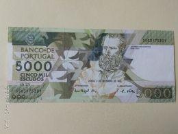 5000 ESCUDOS 1993 - Portogallo