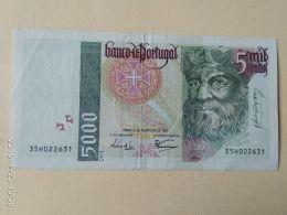 5000 ESCUDOS 1997 - Portogallo
