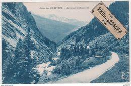 73 Environs De Bonneval - Cpa / Route Des Chapieux. - Bonneval Sur Arc