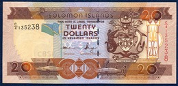 SOLOMON ISLANDS 20 DOLLARS P-28b 2011 UNC - Salomonseilanden