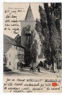 24040-LE-ALLEMAGNE-Jena,Johannesturm-----------animée-attelage - Jena