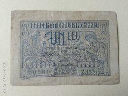 1 LEU 1915 - Romania
