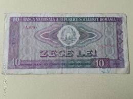 10 Lei 1966 - Romania