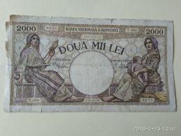 2000 Lei 1941 - Romania