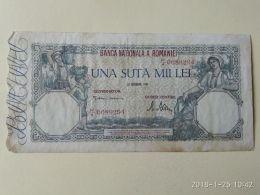 100000 Lei 1946 - Romania