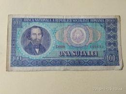 100 Lei 1966 - Romania