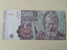 500 Lei 1991 - Romania