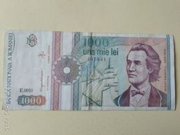 1000 Lei 1994 - Romania