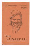 ZUTENDAAL 1946  K.S.A Jongeren - Zutendaal