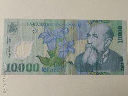 10000 Lei 2000 - Romania