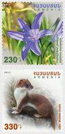Armenië / Armenia - Postfris / MNH - Complete Set Flora En Fauna 2018 - Armenië