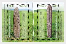 Armenië / Armenia - Postfris / MNH - Sheet Archeologische Vondsten 2018 - Armenië