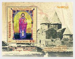 Armenië / Armenia - Postfris / MNH - Sheet 1070 Jaar St. Grigor Narekatsi 2018 - Armenië