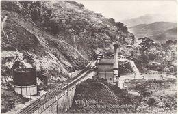 Cpa Brésil – Santos – S. Paulo Railway ( Planos Da Serra / Manzièri Edictor ) - Brésil