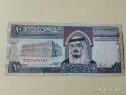 10 RIYALS 1983 - Arabia Saudita