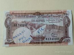 250 Fils 1965 - Arabia Saudita